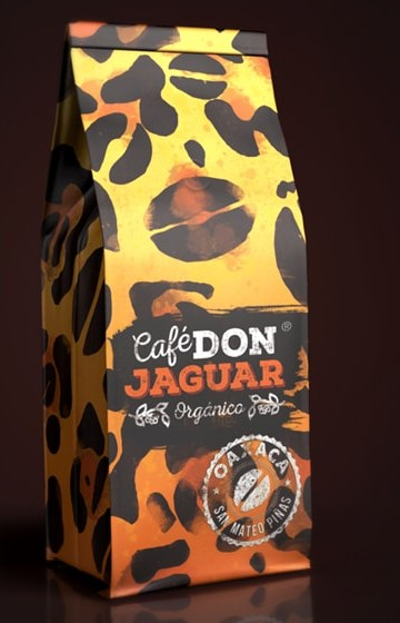 Empaque de Café Don Jaguar