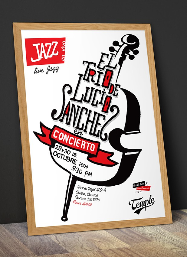 Cartel de Jazz