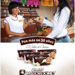 Publicidad Chocolate Mayordomo