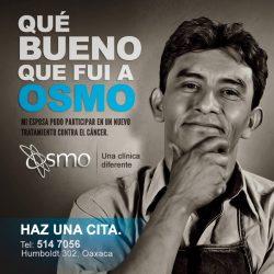 Publicidad Osmo