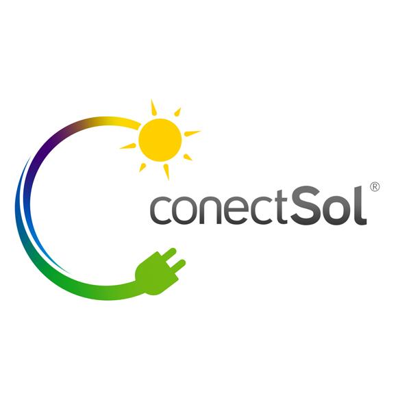 Marca: Conectsol Diseño de marcas Oaxaca
