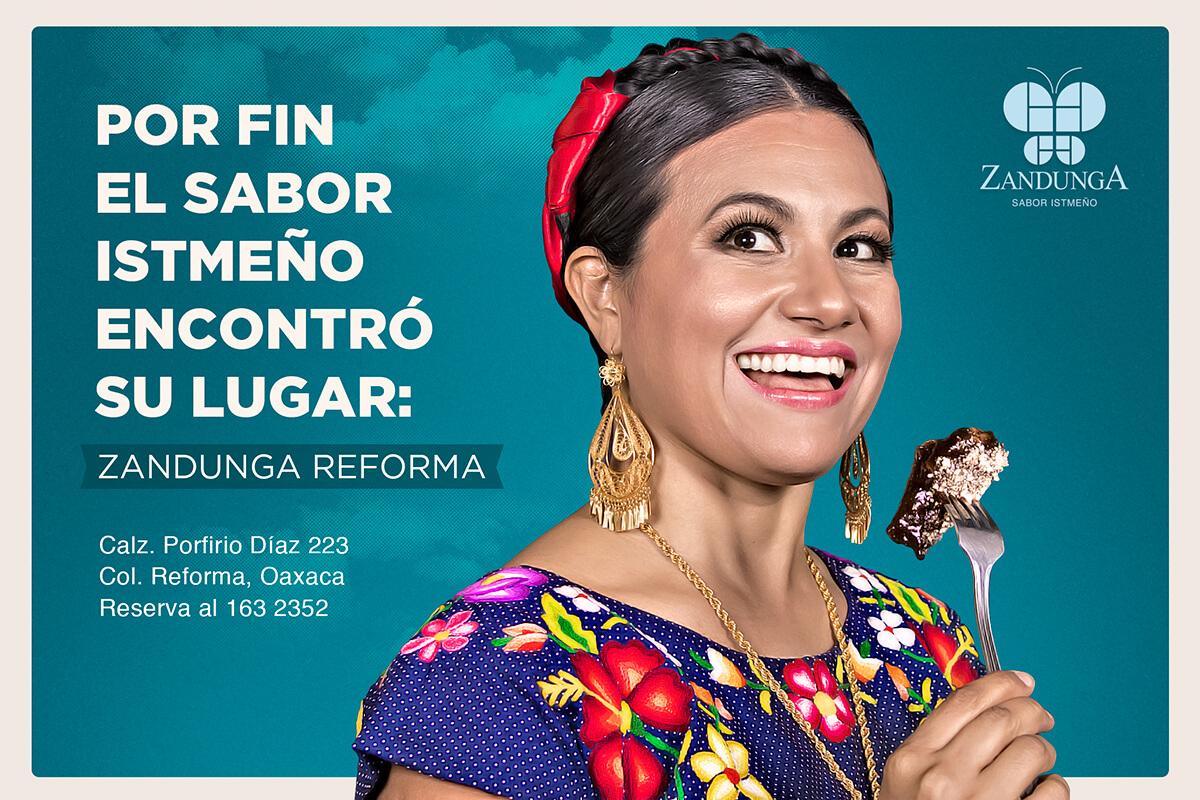 Publicidad Zandunga